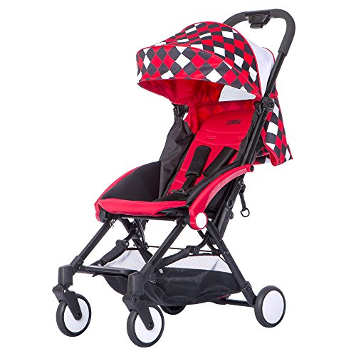 Review Of Mia Moda Enzo Urban Stroller, Red