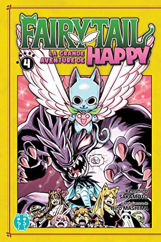 Fairy Tail - la Grande Aventure de Happy Edition simple Tome 4