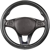 Best Carbon Wheels - SEG Direct Steering Wheel Covers Carbon Fiber Pattern Review