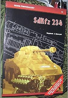 SdKfz 234 - Armour Photo Gallery No. 4