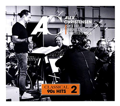 Alex Christensen & The Berlin Orchestra: Classical 90's Hits 2 [CD]