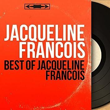 Best of Jacqueline François (Mono Version)