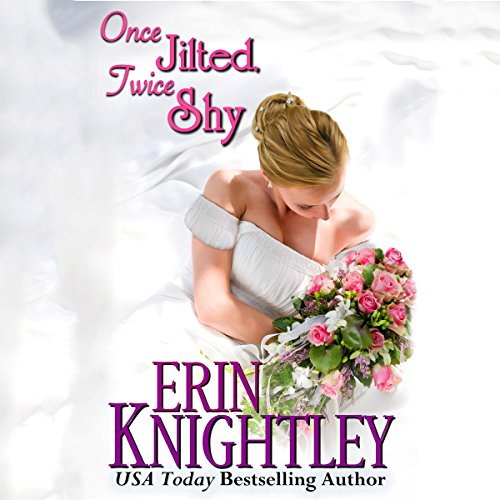 Once Jilted, Twice Shy audiobook cover art