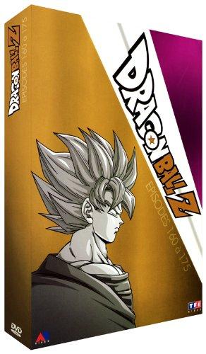 Dragon Ball Z-Coffret 4 DVD-08-Épisodes 160 à 175