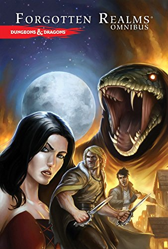 Dungeons & Dragons: Forgotten Realms Omnibus