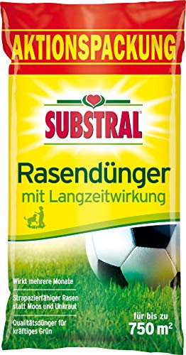 Substral -   Rasendünger, mit