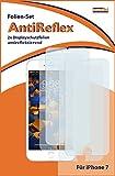 mumbi Schutzfolie kompatibel mit iPhone SE 2 2020 Folie, iPhone 7 Folie, iPhone 8 Folie matt, Bildschirmschutzfolie (4X)