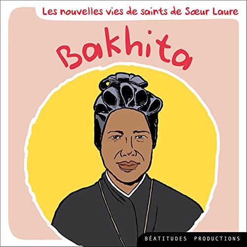 Page de couverture de Bakhita [French Version]
