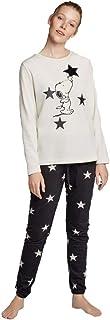 Pijama de Mujer Micropolar de Snoopy 2/1718