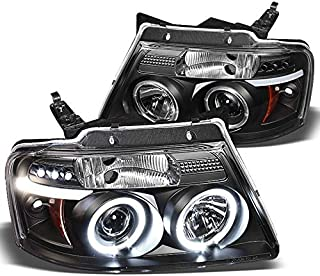 Best 2006 ford f150 aftermarket headlights Reviews
