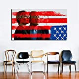 nr House of Cards Poster Wandkunst Leinwand Home Decoration