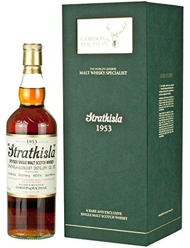 Strathisla - Speyside Single Malt Scotch - 1953 56 year old Whisky