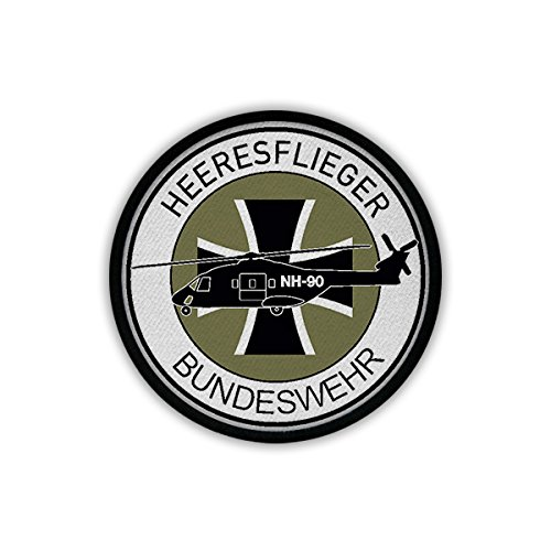 Copytec Heeresflieger Bundeswehr NH90 Heer BW Fritzlar Patch Wappen #18164