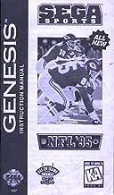 Sega Genesis NFL '95 Instruction Manual