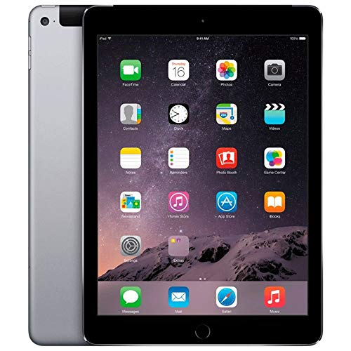 iPad Apple Wifi+4G 128GB 6 Geração Tela 9.7'' Chip A10 iOS 11 MR722BZ/A Cinza Espacial