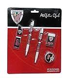 Athletic Club Bilbao- 0 Set de papelería en Blister, Multicolor, 0 (CYP Imports GS-13-AC)