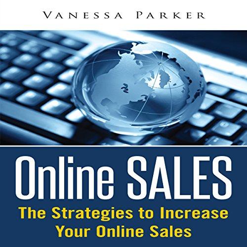 Online Sales audiobook cover art