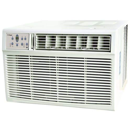 Koldfront Window Air Conditioner with Heater and Remote (18,500 BTU)