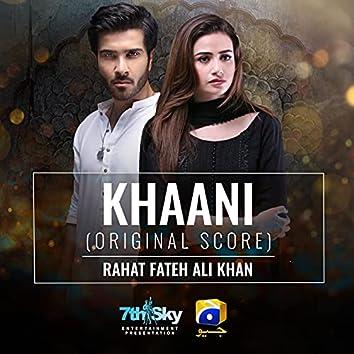 Khaani (Original Score)