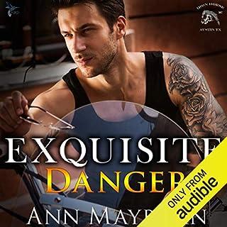Exquisite Danger audiobook cover art