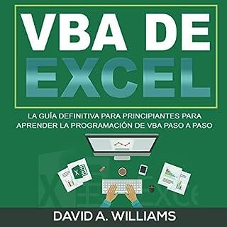 VBA de Excel [Excel VBA] cover art