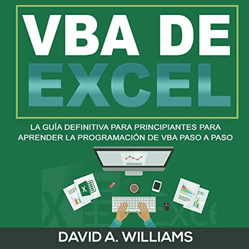VBA de Excel [Excel VBA] audiobook cover art