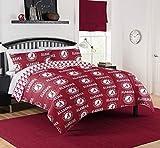 Northwest NCAA Alabama Crimson Tide Queen Bed in Bag Set #897725352