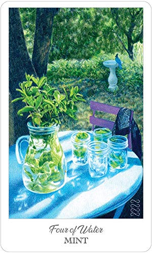 The Herbcrafter's Tarot