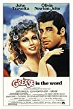 Close Up Grease Poster (68,5cm x 101,5cm) + 1 Traumstrand