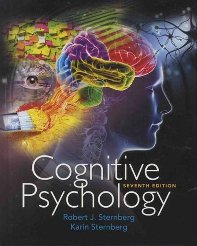 Compare Textbook Prices for Cognitive Psychology 7 Edition ISBN 9781305644656 by Sternberg, Robert J.,Sternberg, Karin