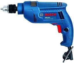 Professional Bosch GSB 501 500-Watt Impact Drill Machine (Blue)