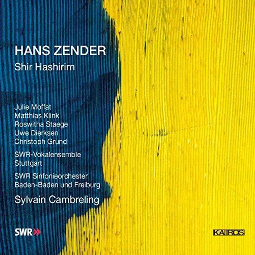 SWR Sinfonieorchester des Südwestrundfunks, SWR Vokalensemble Stuttgart & Sylvain Cambreling