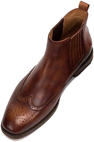 zapatos De Hombre Retro Martin botas Casual Low-Top zapatos Inglaterra Wearable Comfortable