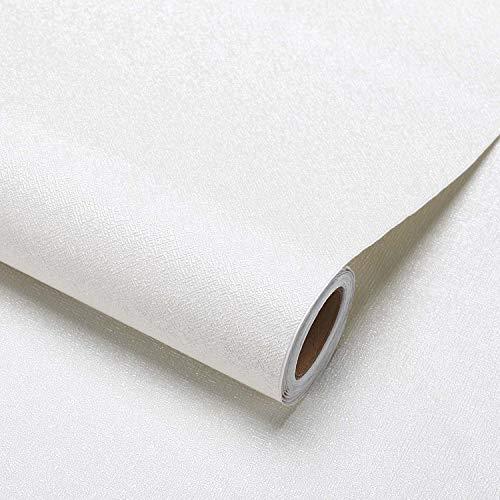 LC&TEAM Klebefolie selbstklebend Folie Verdickte Matt Dekorfolie PVC Möbelfolie 60X500CM Wandaufkleber wasserfest aus PVC Küchenschrank Aufkleber für Möbel/Wohnzimmer/Küche