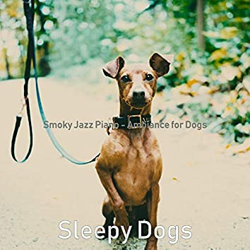 Smoky Jazz Piano - Ambiance for Dogs