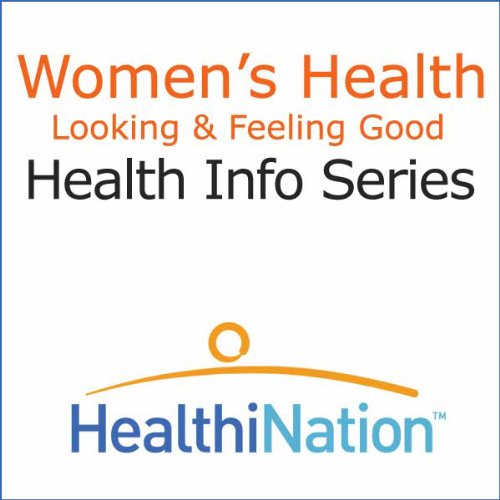 Women's Health audiobook cover art
