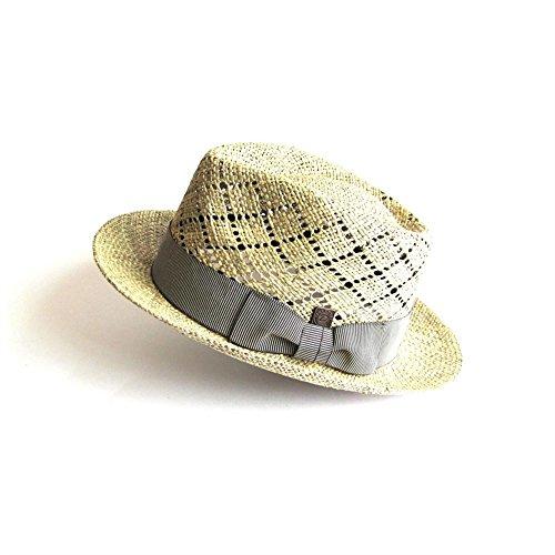 DASMARCA-Collection été-Chapeau tressé en Herbe de mer- Montserrat