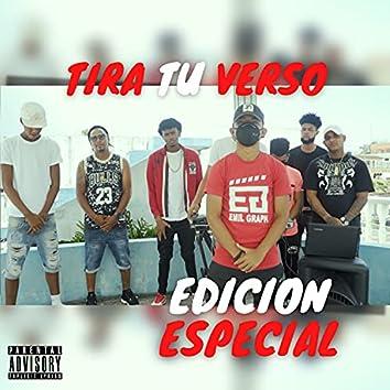 Tira Tu Verso (Edición Especial)