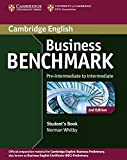 Business Benchmark 2nd edition: Student's Book BEC - Norman Whitby