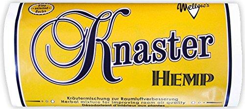 knaster Hemp Räuchermischung - 35g