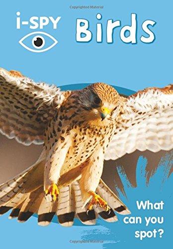 I-SPY BIRDS PB