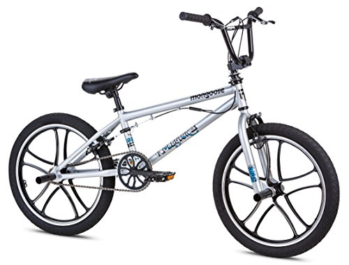 Review Mongoose Legion Freestyle BMX Bike Line for Beginner-Level to Advanced Riders, Steel Frame, 1...