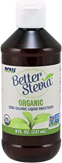 Now Foods Organic Better Stevia,8 ounce
