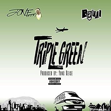 Triple Green (feat. Bouji)
