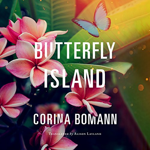 Butterfly Island audiobook cover art