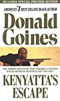 Kenyatta's Escape (Holloway House Originals) by Donald Goines(2000-09-01)