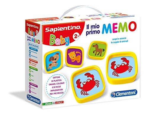 Clementoni 13296 - Sapientino Baby Il Mio Primo Memo