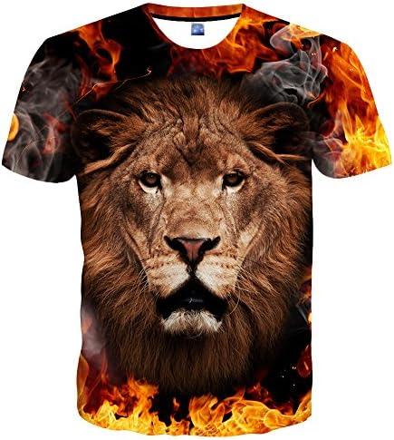 3d animal t shirt _image3