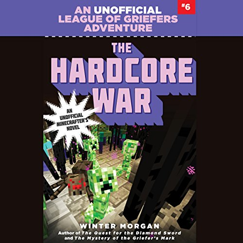 The Hardcore War audiobook cover art