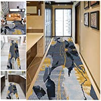 廊下のカーペット、洗えるキッチンマット、浴室の吸収性のカーペット、滑り止めの階段マット、カスタマイズ可能な、手織りの、複数のプロセス。,140x500cm/55x197in